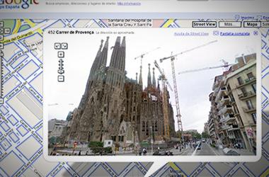 Google Street View - BCN